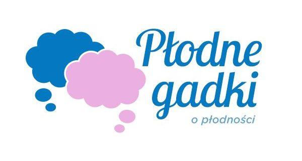 """Płodne Gadki logo 600x321 - Porozmawiajmy o płodności. Startuje kampania społeczna """"Płodne Gadki"""""""