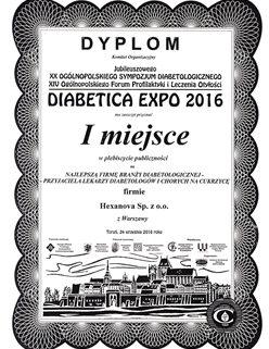 """SCN 0081 1 1 248x321 - Hexanova została wybrana na """"Najlepszą firmę branży diabetologicznej – Przyjaciela lekarzy i chorych na cukrzycę"""""""