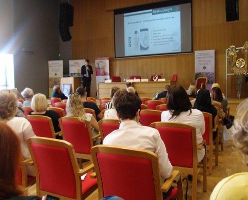 """P5200787 495x400 - XI Konferencja PFED (Polska Federacja Edukacji w Diabetologii)  pt. """"Insulinoterapia - dokąd zmierzamy"""""""