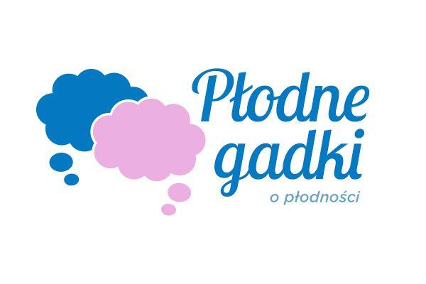 """Płodne Gadki logo - Porozmawiajmy o płodności. Startuje kampania społeczna """"Płodne Gadki"""""""
