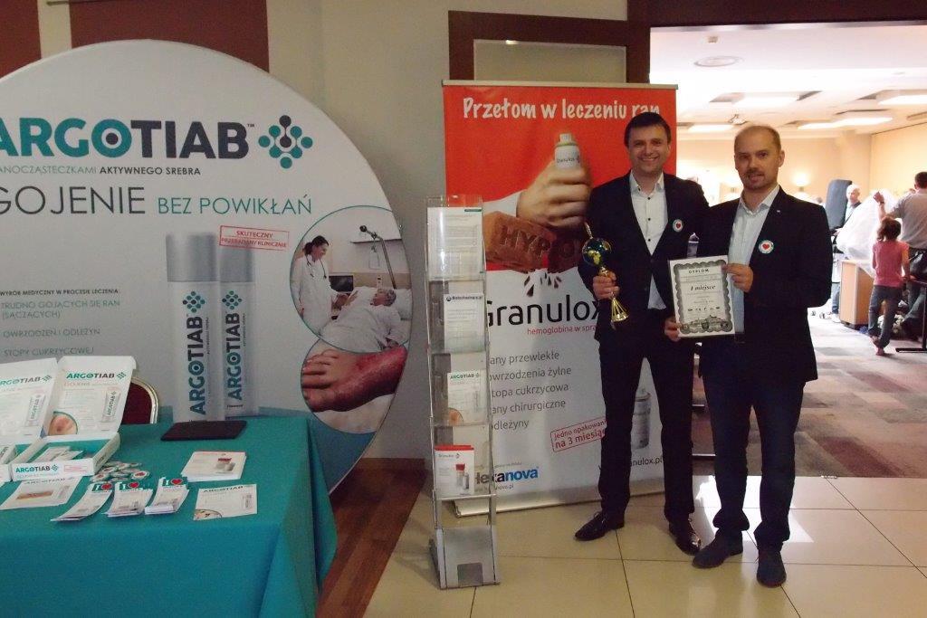 Torun 05 16 P5210424 - Hexanova laureatem nagrody podczas XVI Ogólnopolskiej Konferencji Medycyny Paliatywnej