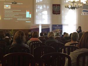 """IMG 8923 300x225 - Konferencja Naukowo-Szkoleniowa z cyklu """"Forum Leczenia Ran"""" pod hasłem """"Postępowanie z raną przewlekłą"""""""