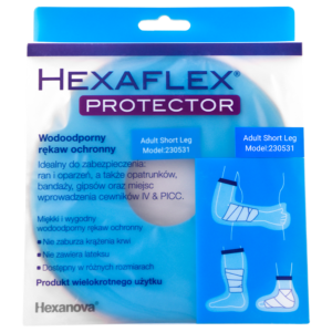 Hexaflex Protector Adult Short Leg 300x300 - Hexaflex<sup>®</sup> Protector