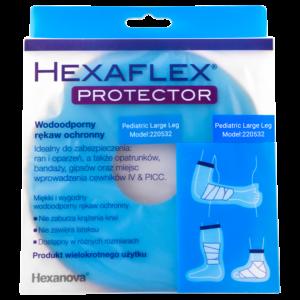 Hexaflex Protector Pedriaric Large Leg 300x300 - Hexaflex<sup>®</sup> Protector